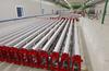 Hala montażowa belek aluminiowych