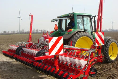 Miniair Nova 6.5m working width with 30 twin rows